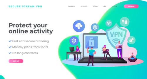 Secure Stream VPN – Chrome extension case study