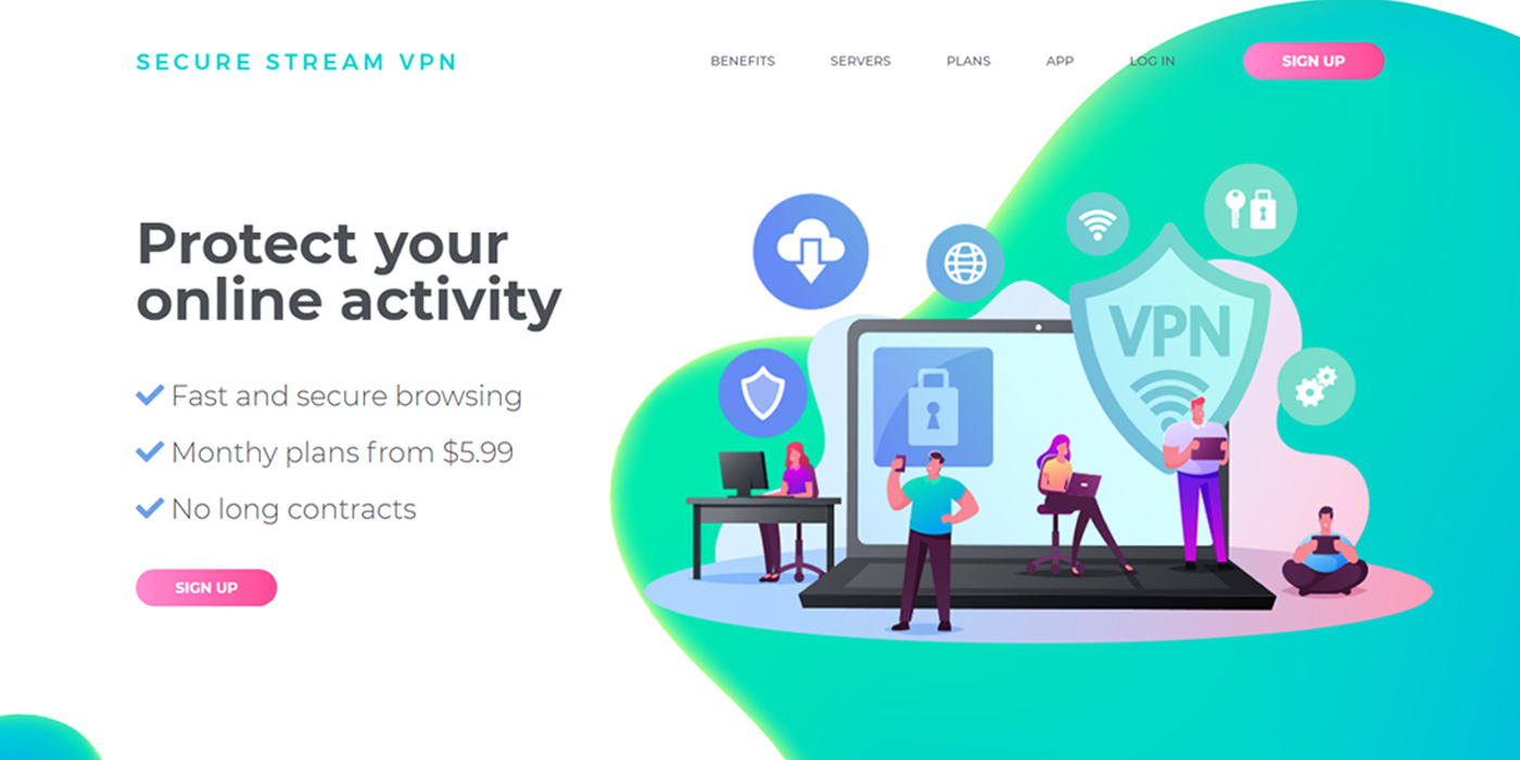 Secure Stream VPN – Chrome extension case study